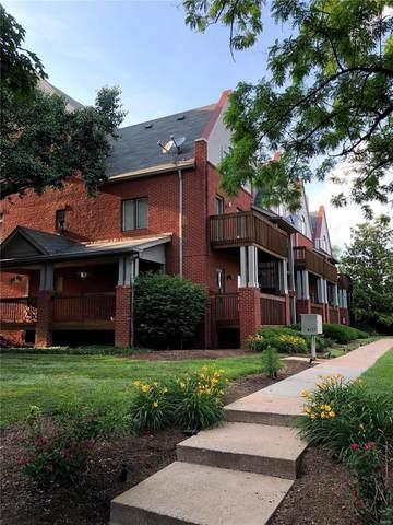 4111 W Pine Boulevard #11, St Louis, MO 63108 (#21068789) :: Blasingame Group | Keller Williams Marquee