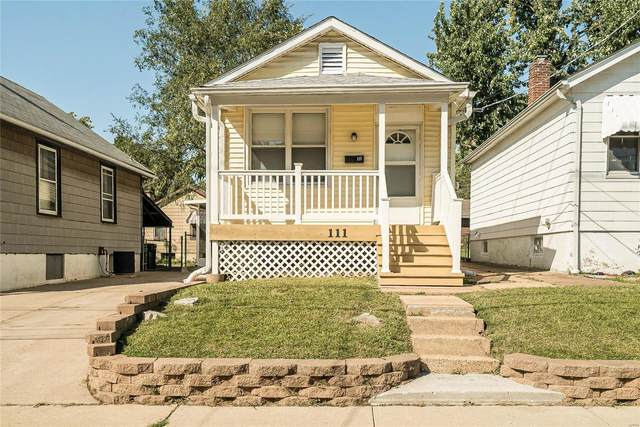 111 W Arlee Avenue, St Louis, MO 63125 (#21068825) :: Parson Realty Group