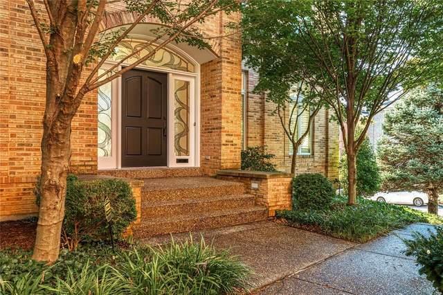 2 W Walinca Walk, St Louis, MO 63105 (#21068841) :: Finest Homes Network