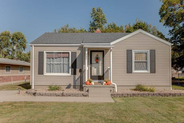 325 12th, Wood River, IL 62095 (#21068843) :: The Becky O'Neill Power Home Selling Team