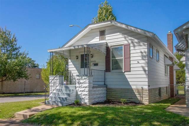 5661 Leona Street, St Louis, MO 63116 (#21068862) :: Matt Smith Real Estate Group