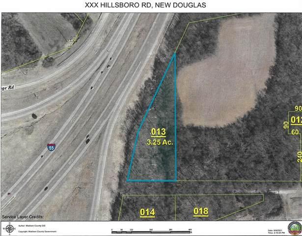 0 Hillsboro Road, New Douglas, IL 62074 (#21068875) :: Matt Smith Real Estate Group