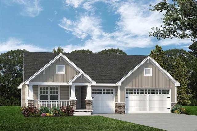 3546 Chippewa Drive, Shiloh, IL 62221 (#21068877) :: Fusion Realty, LLC