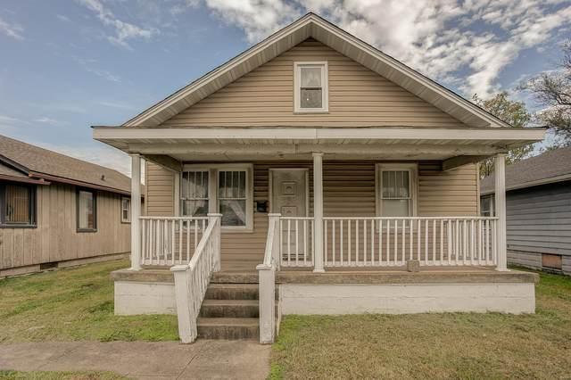 3018 Nameoki, Granite City, IL 62040 (#21068884) :: Finest Homes Network