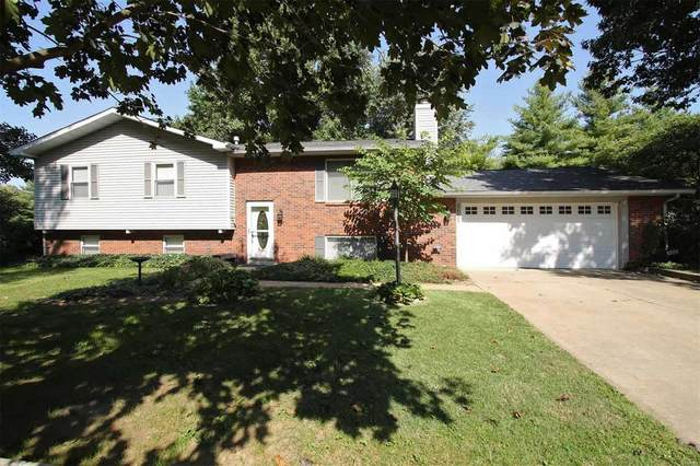5605 Woodland Drive, Collinsville, IL 62234 (#21068902) :: Clarity Street Realty