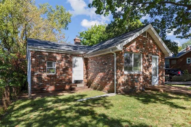 623 De Merville Avenue, St Louis, MO 63125 (#21068908) :: The Becky O'Neill Power Home Selling Team