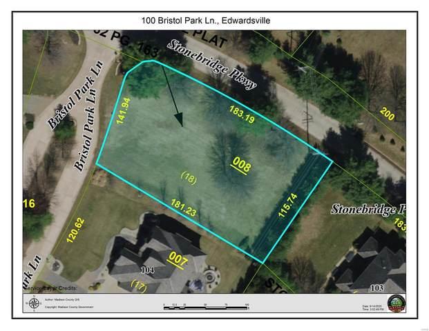 100 Bristol Park, Edwardsville, IL 62025 (#21068938) :: Clarity Street Realty