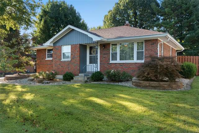 111 Easton Ave, O'Fallon, IL 62269 (#21068991) :: The Becky O'Neill Power Home Selling Team