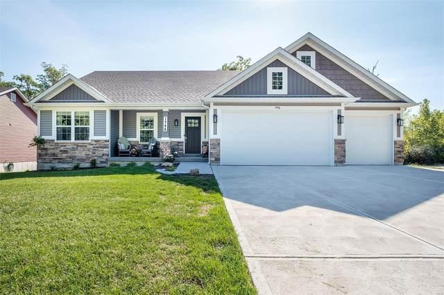 1746 Scenic Drive, Festus, MO 63028 (#21069018) :: Matt Smith Real Estate Group