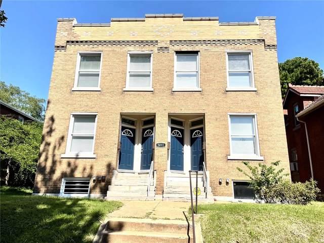5011 Devonshire Avenue, St Louis, MO 63109 (#21069084) :: Mid Rivers Homes