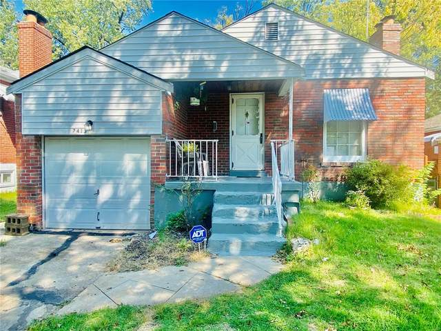 7413 Hillsdale, St Louis, MO 63121 (#21069119) :: RE/MAX Professional Realty