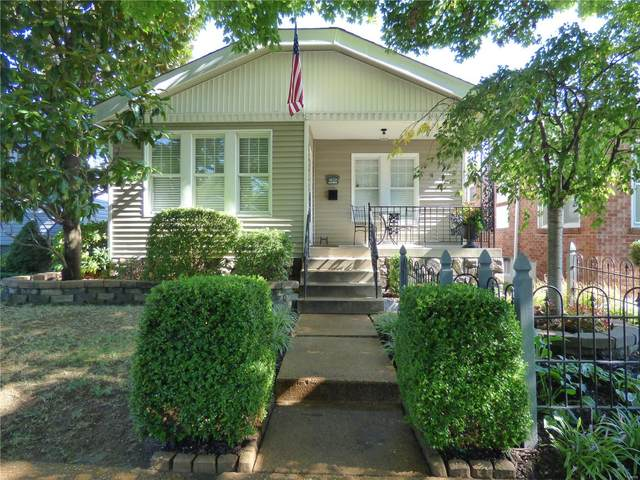 4632 Alexander Street, St Louis, MO 63116 (#21069137) :: Parson Realty Group