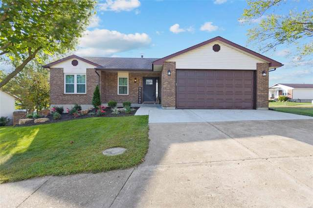 3370 Briarwood Manor Drive, Arnold, MO 63010 (#21069172) :: The Becky O'Neill Power Home Selling Team