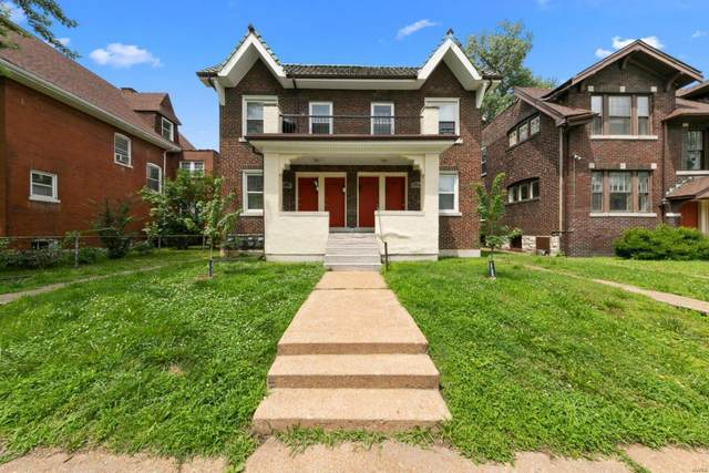 4127 Castleman Avenue, St Louis, MO 63110 (#21069176) :: The Becky O'Neill Power Home Selling Team