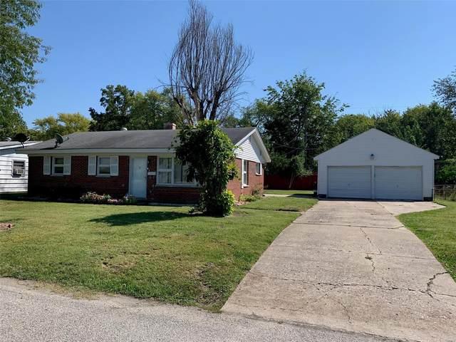 11 Hanover Ln, Cahokia, IL 62206 (#21069207) :: Fusion Realty, LLC