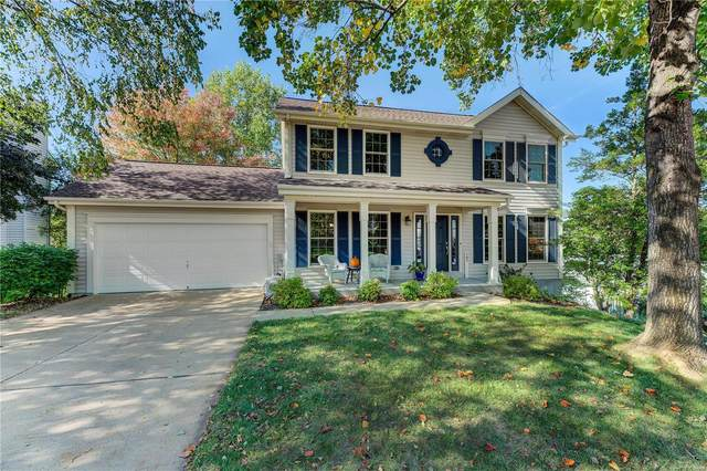 107 Humble Court, Fenton, MO 63026 (#21069215) :: The Becky O'Neill Power Home Selling Team