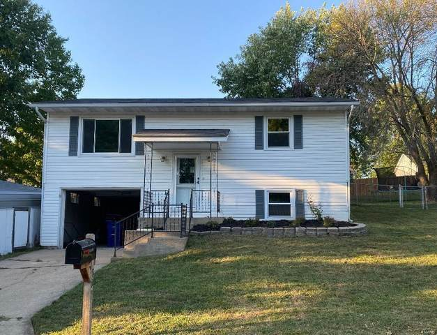807 Daniels Trail, Marthasville, MO 63357 (#21069217) :: Mid Rivers Homes
