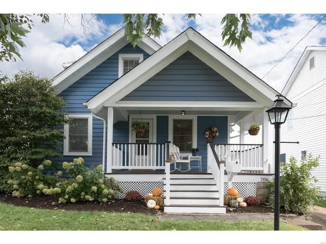 706 N Geyer Road, St Louis, MO 63122 (#21069225) :: Mid Rivers Homes