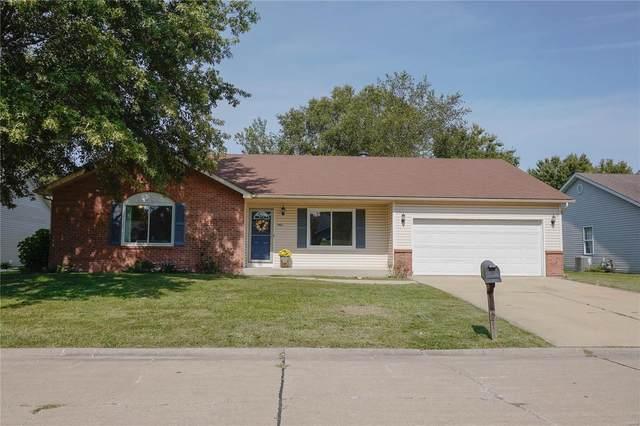 1421 Loop Creek Court, Belleville, IL 62221 (#21069227) :: Parson Realty Group