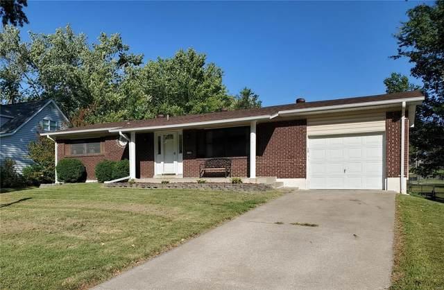 1122 Virginia Avenue, Crystal City, MO 63019 (#21069245) :: The Becky O'Neill Power Home Selling Team