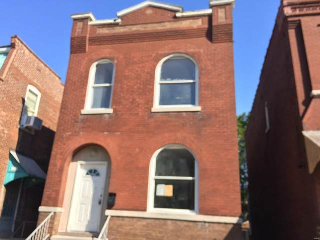 3924 Nebraska Avenue, St Louis, MO 63118 (#21069253) :: Mid Rivers Homes
