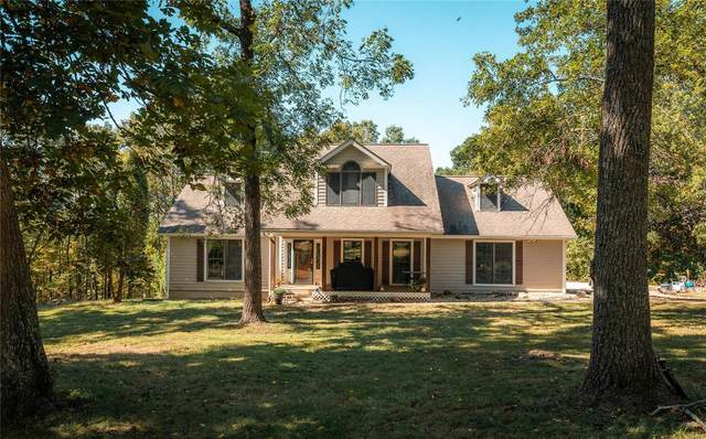 11486 Timberline Drive, Rolla, MO 65401 (#21069300) :: Finest Homes Network