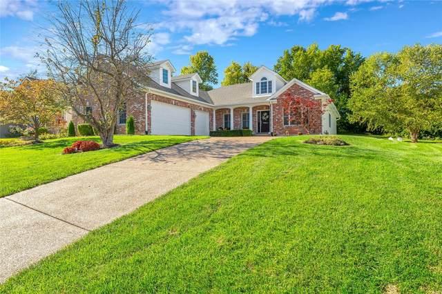 483 Pearl Ridge, Saint Charles, MO 63303 (#21069307) :: Matt Smith Real Estate Group