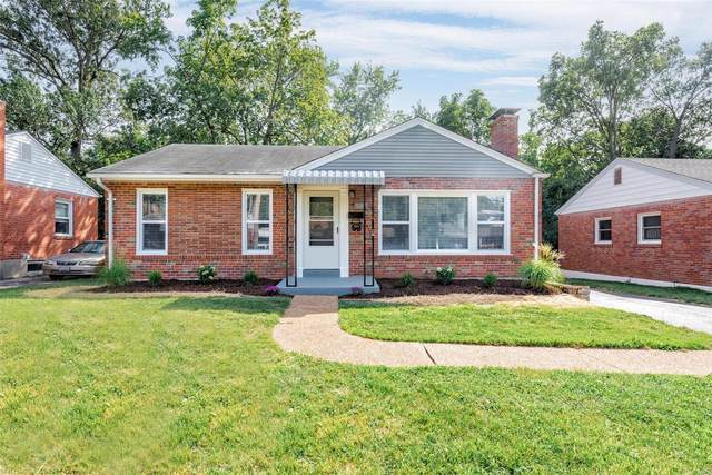 534 W Essex Avenue, Kirkwood, MO 63122 (#21069313) :: Delhougne Realty Group