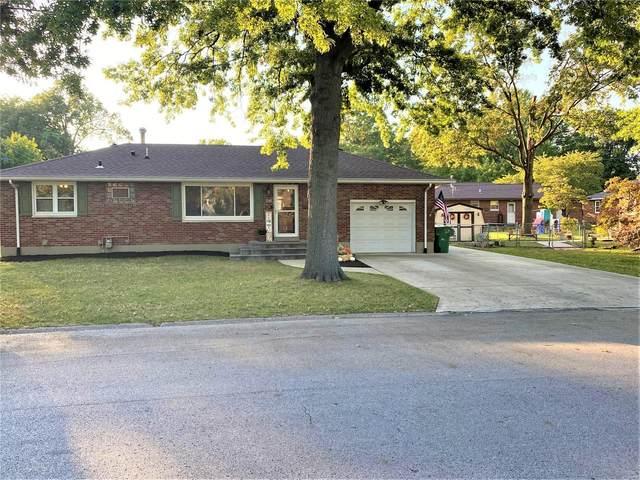 2545 Boyle Avenue, Granite City, IL 62040 (#21069366) :: Parson Realty Group