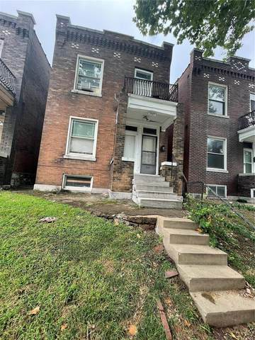 3727 Bamberger Avenue, St Louis, MO 63116 (#21069406) :: Clarity Street Realty