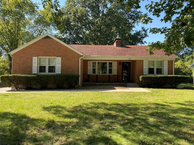 9629 Ridge Heights, Fairview Heights, IL 62208 (#21069535) :: Finest Homes Network