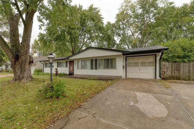 1145 Swallow Lane, Florissant, MO 63031 (#21069549) :: Terry Gannon | Re/Max Results