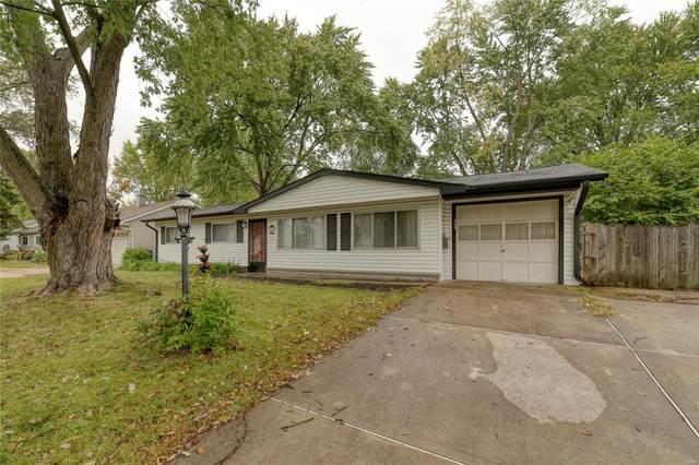 1145 Swallow Lane, Florissant, MO 63031 (#21069549) :: Hartmann Realtors Inc.