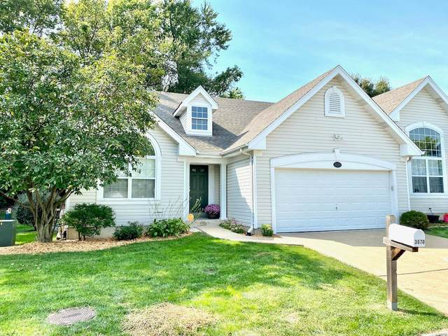 3870 Oaklin Drive, Bridgeton, MO 63044 (#21069643) :: Finest Homes Network
