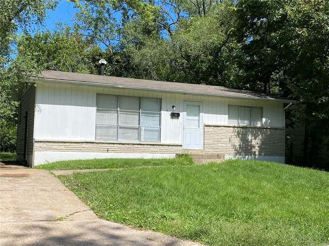 517 Graf Avenue, St Louis, MO 63135 (#21069682) :: Parson Realty Group