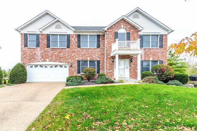 623 Country Squire Circle, Saint Peters, MO 63376 (#21070722) :: Delhougne Realty Group