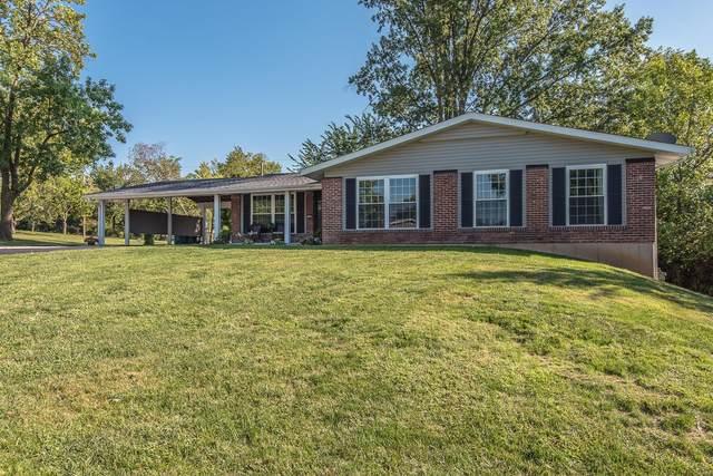 12200 Lake Meade Drive, St Louis, MO 63146 (#21070734) :: Matt Smith Real Estate Group