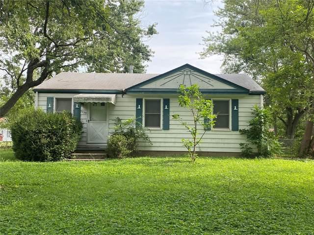 1729 Mullens Avenue, Cahokia, IL 62206 (#21070768) :: Fusion Realty, LLC