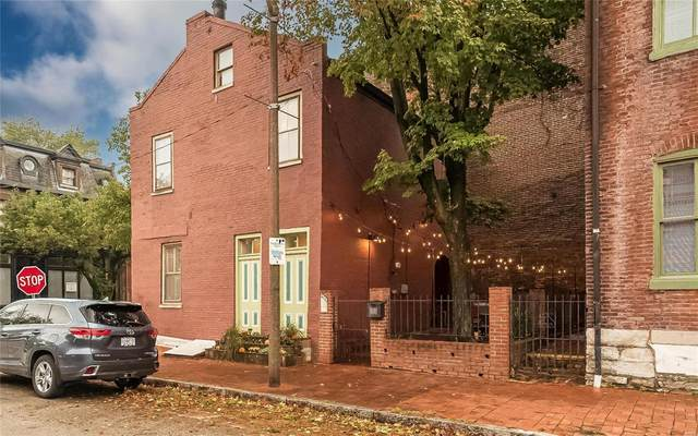1869 S 10th, St Louis, MO 63104 (#21070856) :: Finest Homes Network