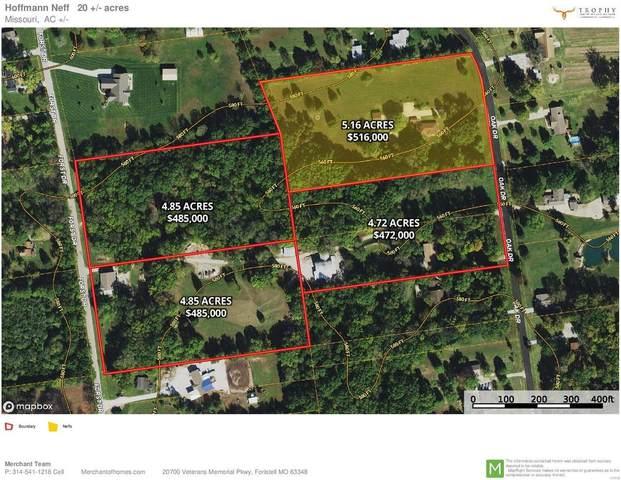 2567 Oak Drive, O'Fallon, MO 63368 (#21070926) :: The Becky O'Neill Power Home Selling Team