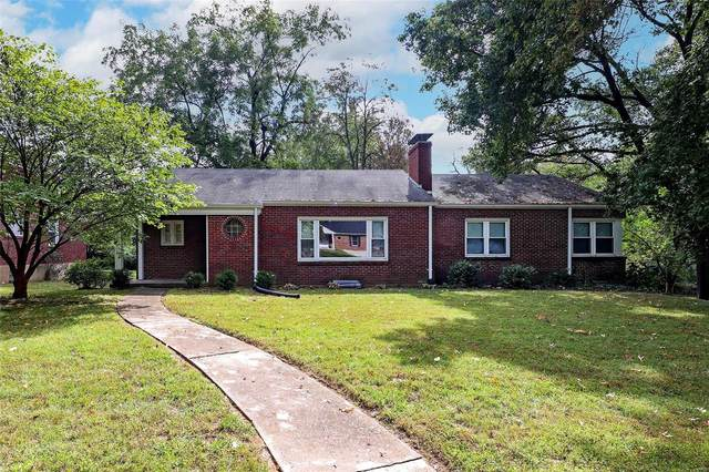 1632 Muriel Drive, St Louis, MO 63138 (#21070945) :: Parson Realty Group