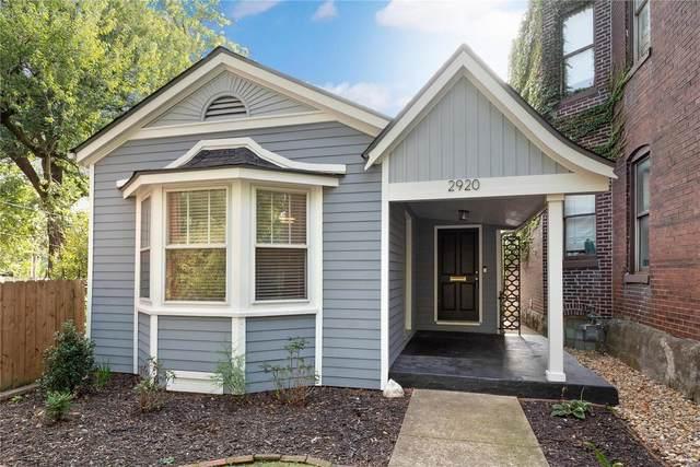 2920 Salena Street, St Louis, MO 63118 (#21070985) :: Mid Rivers Homes