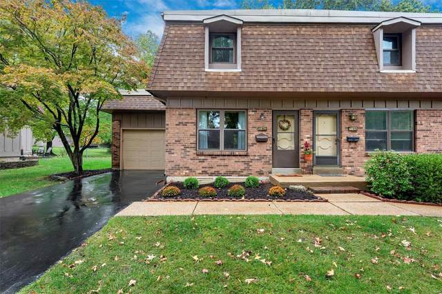 11839 Charlemagne Drive, Maryland Heights, MO 63043 (#21071041) :: Blasingame Group | Keller Williams Marquee
