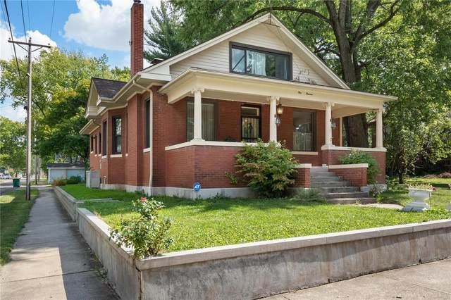 400 S Railway Avenue, Mascoutah, IL 62258 (#21071049) :: Finest Homes Network