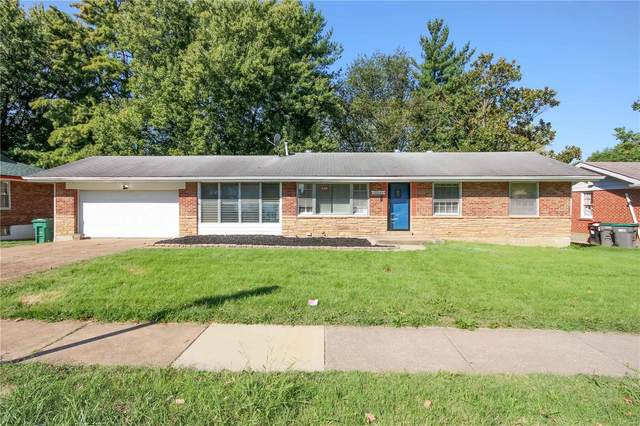 10349 Bellefontaine, St Louis, MO 63137 (#21071085) :: Parson Realty Group