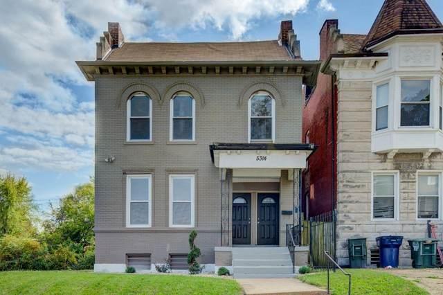 5314 Vernon Avenue, St Louis, MO 63112 (#21071120) :: Parson Realty Group