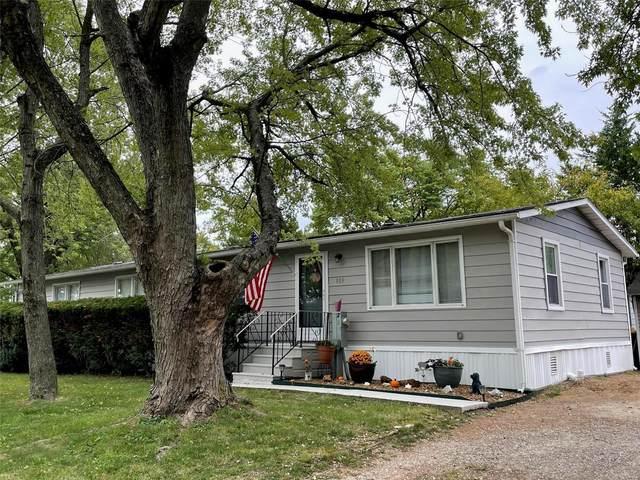 809 Powell Drive, O'Fallon, IL 62269 (#21071145) :: Mid Rivers Homes
