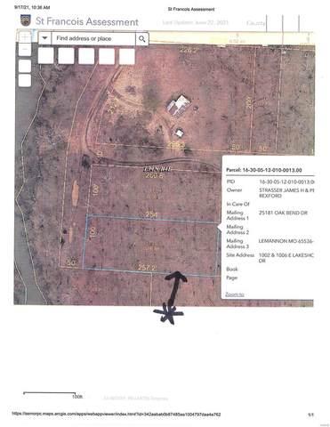 1002 E. Lakeshore, Bismarck, MO 63624 (#21071176) :: Realty Executives, Fort Leonard Wood LLC