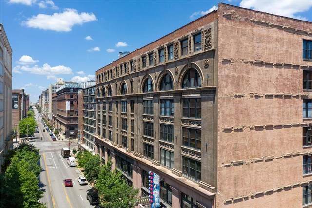 1113 Washington Avenue #310, St Louis, MO 63101 (#21071179) :: Matt Smith Real Estate Group