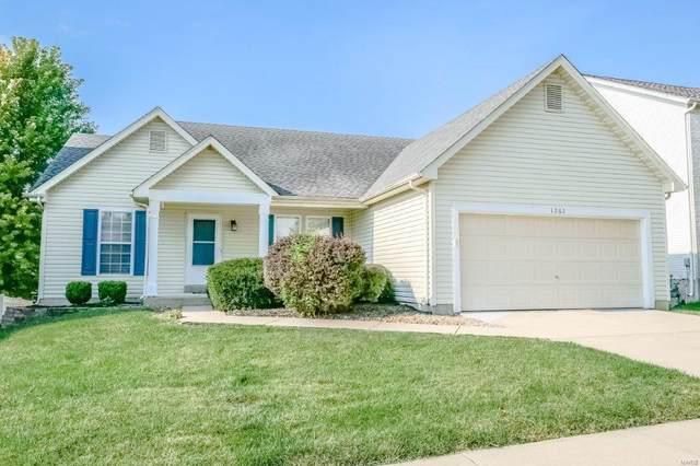 1262 Harting, Florissant, MO 63031 (#21071215) :: Matt Smith Real Estate Group